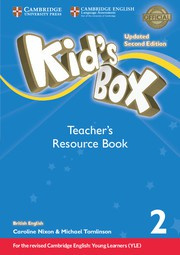Kid's Box Updated Second edition Level2 Teacher's Resource Book with Online Audio