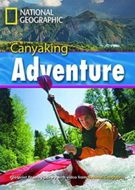 Footprint Reading Library 2600: Canyaking Adventure Book With Multi-rom (x1)