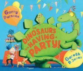 The Dinosaurs are Having a Party! (Gareth P. Jones) Paperback / softback