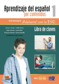 Aprendizaje por contenidos 1 - Libro de claves