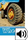 Oxford Read And Discover Level 1 Wheels Audio Pack