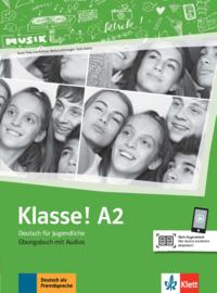 Klasse! A2 Oefenboek met Audio