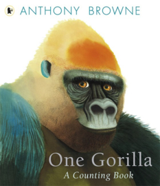 One Gorilla: A Counting Book (Anthony Browne)
