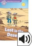 Oxford Read And Imagine Level 4 Lost In The Desert Audio Pack