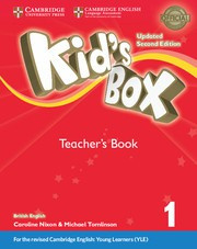 Kid's Box Updated Second edition Level1 Teacher's Book
