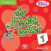 The English Ladder Level1 Audio CDs (2)