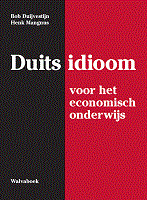 Duits idioom voor het economisch onderwijs