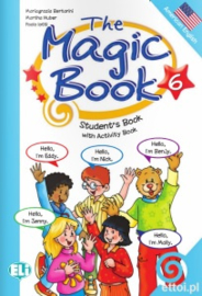 The Magic Book 6 Sb With Activity