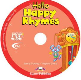Hello Happy Rhymes Dvd Pal