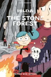 Hilda and the Stone Forest : 5