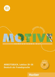 Motive B1 Werkboek Lektion 19–30 met MP3-Audio-CD
