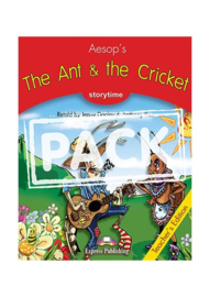 The Ant & The Cricket Teacher's Edition With Cross-platform Application