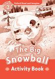 Oxford Read And Imagine Level 2 The Big Snowball Activity Book