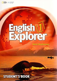 English Explorer 1 Student's Book [with Multi-rom (x1)]