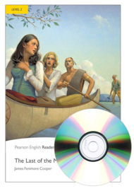 The Last of the Mohicans Book & CD Pack