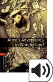 Oxford Bookworms Library Stage 2 Alice's Adventures In Wonderland Audio
