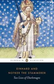 Two Lives Of Charlemagne ( Notker The Stammerer Einhard)