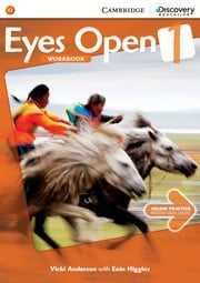 Eyes Open Level1 Workbook with Online Practice
