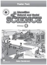 Macmillan Natural and Social Science Level 4 Poster Pack