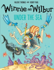Winnie and Wilbur: Under the Sea