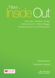 Inside Out New Elementary  Teacher's Book + eBook Pack
