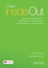 Inside Out New Elementary  Teacher's Book + eBook Pack