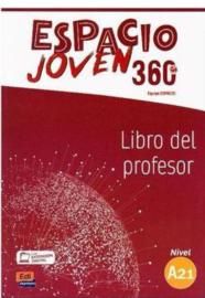Espacio Joven 360º - Libro del profesor. Nivel A2.1