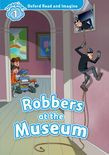 Oxford Read And Imagine Level 1: Robbers At The Museum