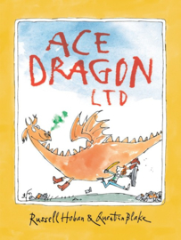 Ace Dragon Ltd (Russell Hoban, Quentin Blake)
