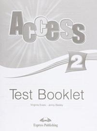 Access 2 Test Booklet (international)