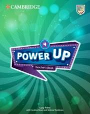 Power Up Level4 Teacher's Book