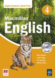 Macmillan English Level 4 Digital Student's Book Pack