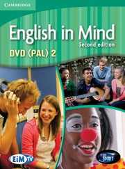 English in Mind Second edition Level2 DVD (PAL)