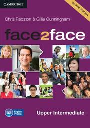 face2face Second edition UpperIntermediate Class Audio CDs (3)