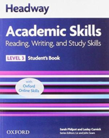 Headway Academic Skills 3 Reading, Writing, And Study Skills Student's Book With Oxford Online Skills