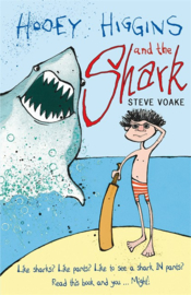 Hooey Higgins And The Shark (Steve Voake, Emma Dodson)