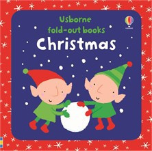 Fold-out Books Christmas