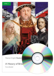 A History of Britain Book & CD Pack