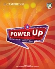 Power Up Level3 Teacher's Book