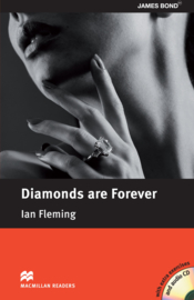 Diamonds are Forever Reader with Audio CD