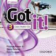 Got It! Level 3 Class Audio Cd (2 Discs)