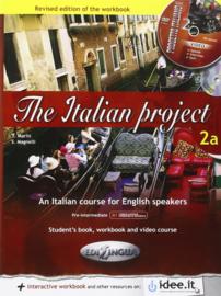 The Italian Project 2A (Split Version) SB + WB + DVD + Audio CD 1