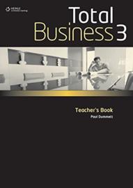 Total Business 3 Upper-intermediate Teacher's Book