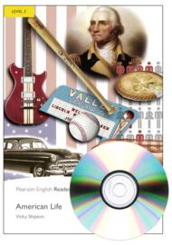American Life Book & CD Pack
