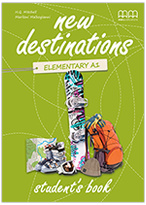 New Destinations Elementary Students Book