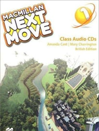 Macmillan Next Move Level 1 Class Audio CD (2)