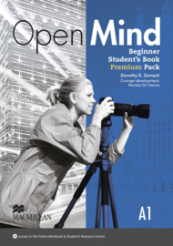 Open Mind Beginner Student's Book Premium Pack