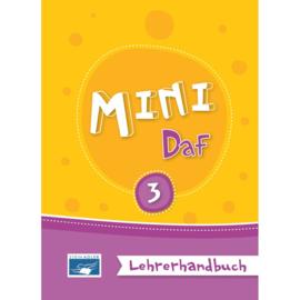 Mini DaF 3 Lehrerhandbuch