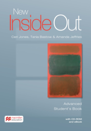Inside Out New Advanced  Student's Book + eBook Pack