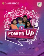 Power Up Level5 Pupil's Book